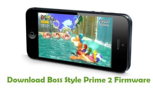 Download Boss Style Prime 2 Stock ROM