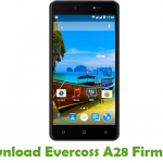 Evercoss A28 Firmware