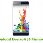 Evercoss J5 Firmware