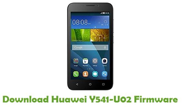 Huawei Y541-U02 Stock ROM