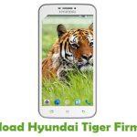 Hyundai Tiger Firmware
