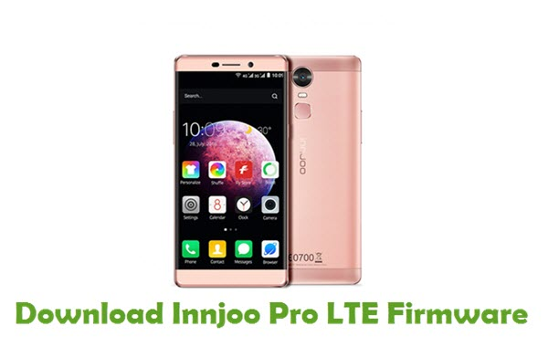 Download Innjoo Pro LTE Firmware