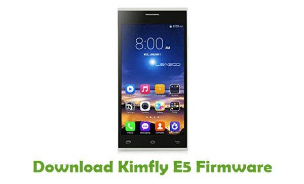 Download Kimfly E5 Stock ROM
