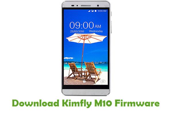 Download Kimfly M10 Stock ROM