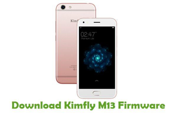Download Kimfly M13 Stock ROM