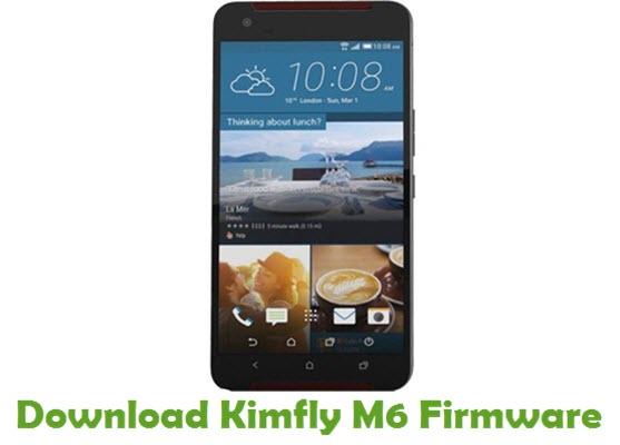 Kimfly M6 Stock ROM