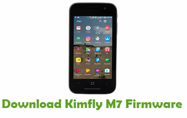 Download Kimfly M7 Stock ROM