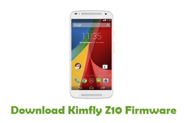 Download Kimfly Z10 Stock ROM
