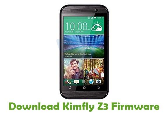 Download Kimfly Z3 Stock ROM