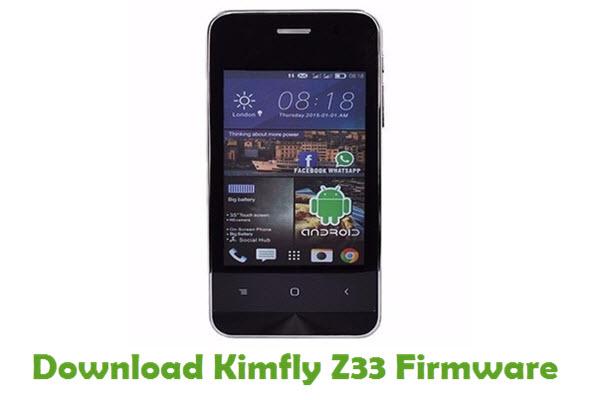 Download Kimfly Z33 Stock ROM