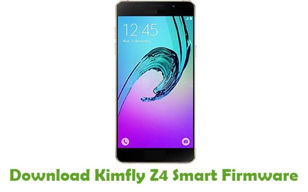 Download Kimfly Z4 Smart Stock ROM