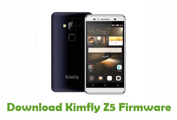 Download Kimfly Z5 Stock ROM