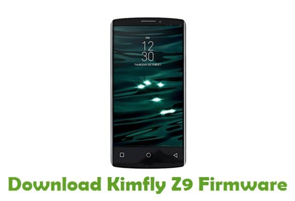 Download Kimfly Z9 Stock ROM