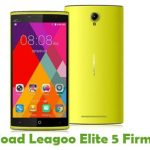 Leagoo Elite 5 Firmware