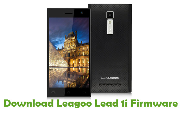 Download Leagoo Lead 1i Firmware