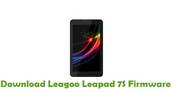 Download Leagoo Leapad 7S Firmware