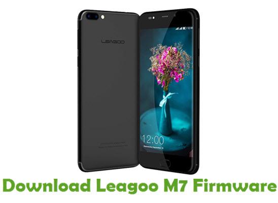 Download Leagoo M7 Firmware