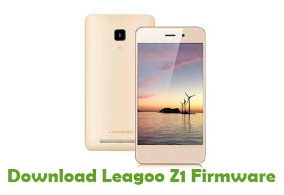 Download Leagoo Z1 Firmware