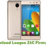 Leagoo Z5C Firmware