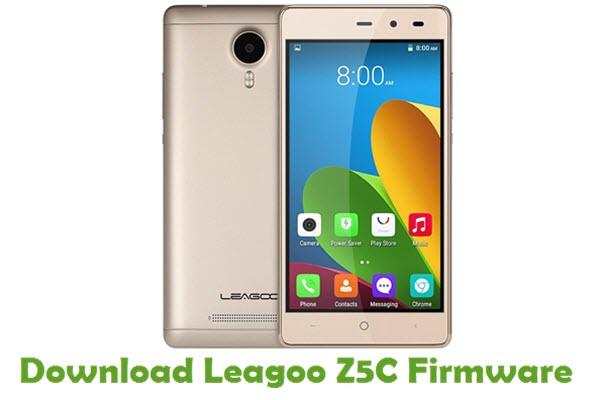 Download Leagoo Z5C Firmware