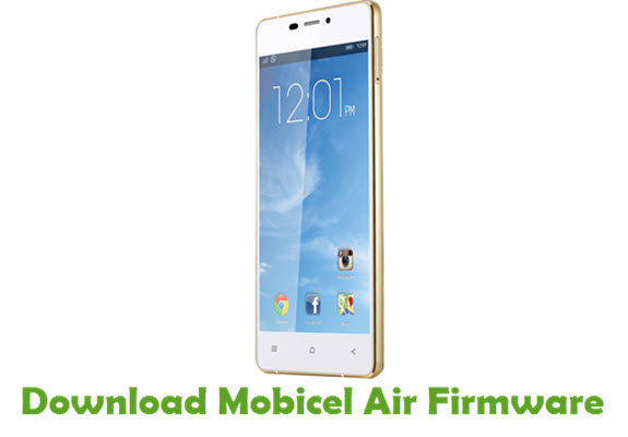 Mobicel Air Stock ROM
