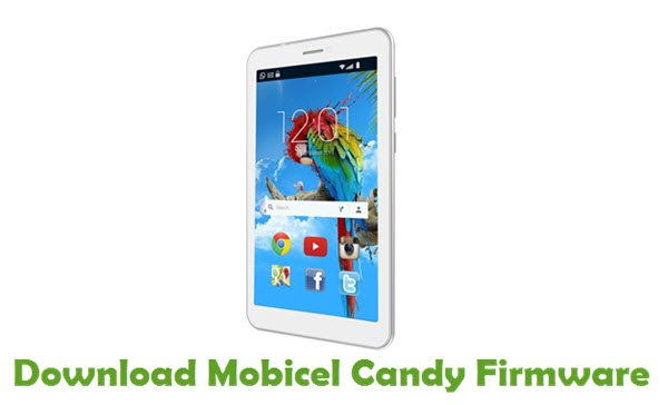 Mobicel Candy Stock ROM
