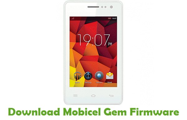 Mobicel Gem Stock ROM