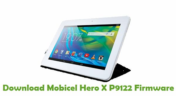 Download Mobicel Hero X P9122 Stock ROM