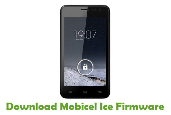 Mobicel Ice Stock ROM
