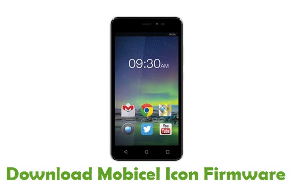 Mobicel Icon Stock ROM