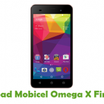 Mobicel Omega X Firmware