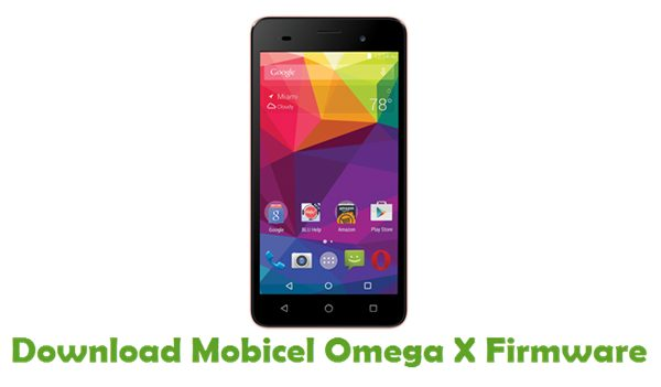 Download Mobicel Omega X Stock ROM