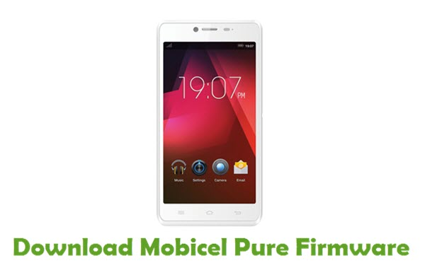 Mobicel Pure Stock ROM
