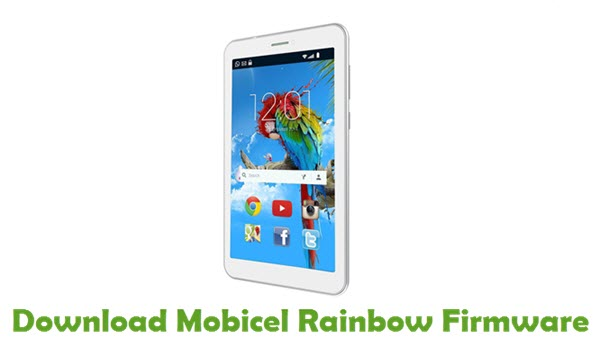 Download Mobicel Rainbow Stock ROM