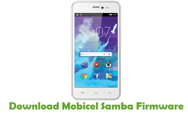 Download Mobicel Samba Stock ROM