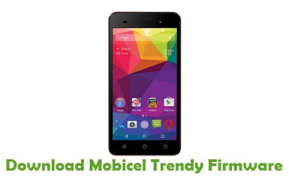 Download Mobicel Trendy Stock ROM