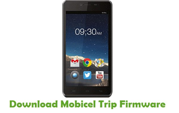 Download Mobicel Trip USB Driver