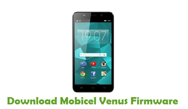 Download Mobicel Venus Stock ROM
