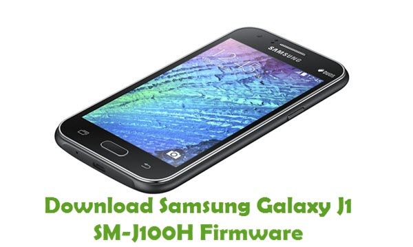 Download Samsung Galaxy J1 SM-J100H Stock ROM