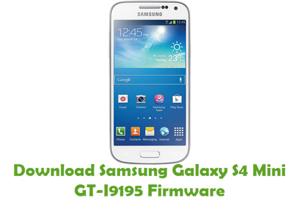 download samsung galaxy s4 mini gt i9195 stock rom firmware. Black Bedroom Furniture Sets. Home Design Ideas