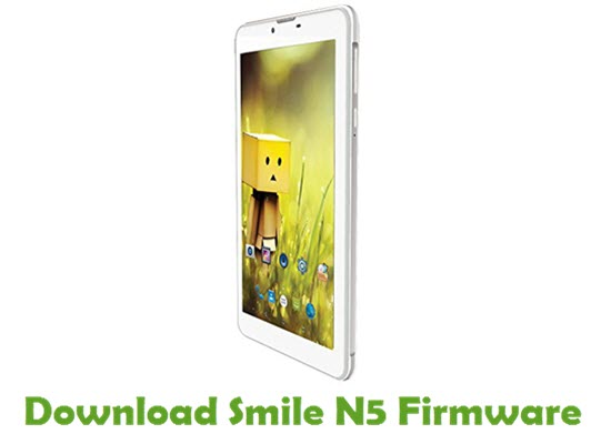 Download Smile N5 Firmware
