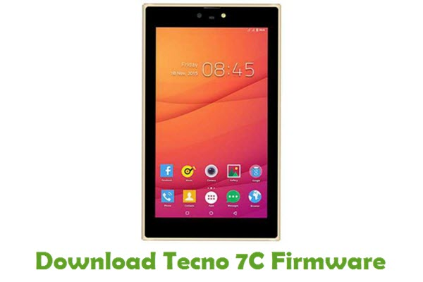 Show me tecno android firmware