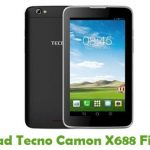 Download Tecno Camon CX Firmware - Stock ROM Files