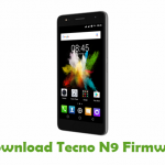 Tecno N9 Firmware