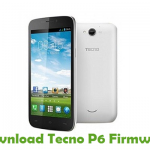 Download Tecno W2 Firmware - Android Stock ROM Files