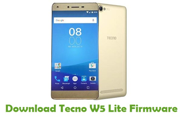 Download Tecno W3 Stock Rom – Fondos de Pantalla