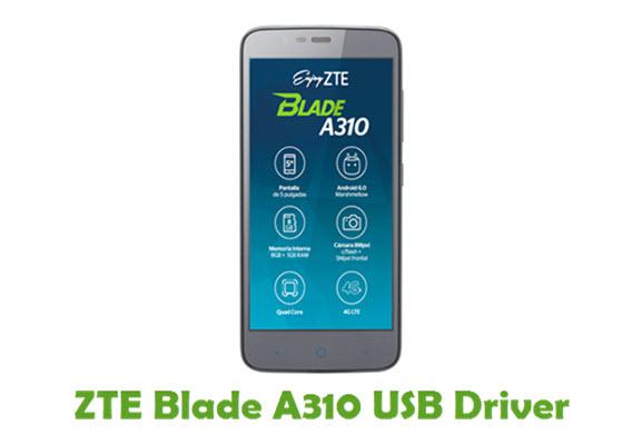 ZTE Blade A310 Stock ROM