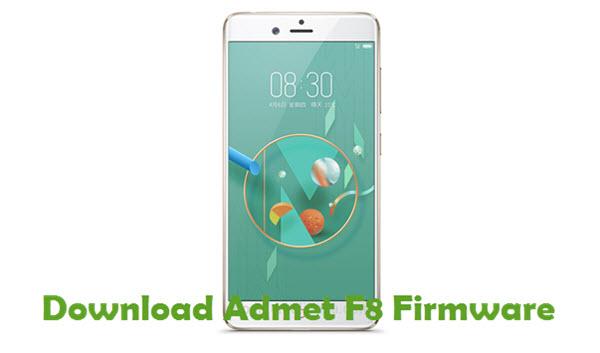 Download Admet F8 Firmware