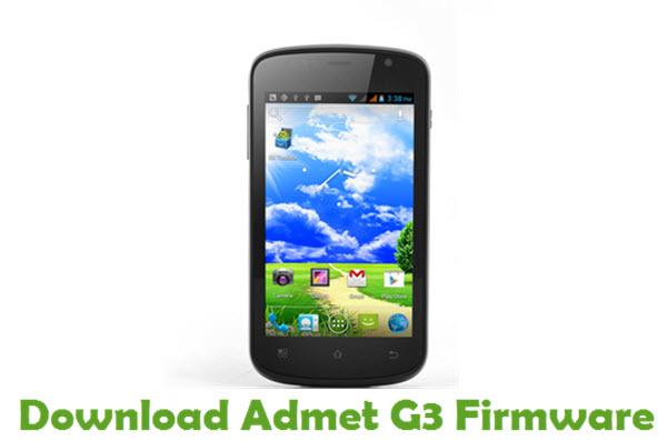 Admet G3