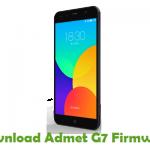 Admet G7 Firmware